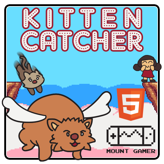 Kitten Catcher Similar to Fire Escape Game - Play Online Now